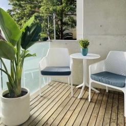 Балконный комплект NetRelax&Sprіtz white
