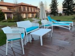 Комплект мебели для бассейна Atlantico&NetBench