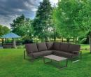 Модульный диван для террасы Mauritius NEW