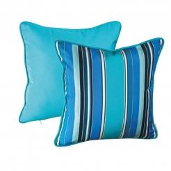 Подушка декоративная 50х50 см Dolce Oasis+Aruba, Sunbrella