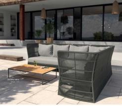 Модульный веревочный диван Orient