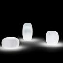 Лампа-пуф для сада Pandora