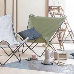 Розкладний стілець Pop Up XL VertKaki
