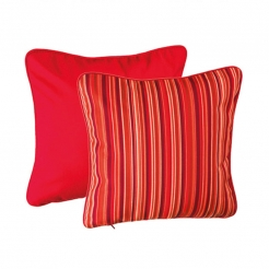 Подушка декоративная Porto Rosso+Paris Red