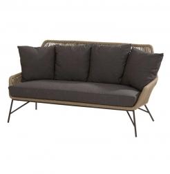 Веревочный диван для сада Ramblas