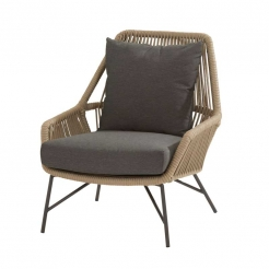 Веревочное кресло для сада Ramblas
