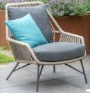 Комплект веревочный диванный для сада Ramblas