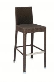 стул барный Simple 6мм волокно