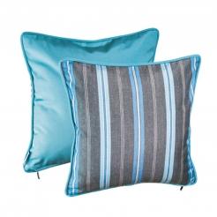 Подушка декоративная 35х35 см Portofino Sky Blue
