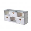 Шкаф-стол Space (4,6,8 секций)