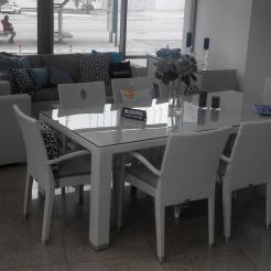 Обідній комплект Square&Manau SW, 8 персон