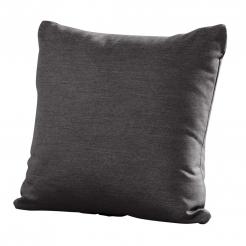 Подушка декоративная 50х50 Dark Grey Sunbrella