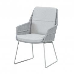 Обеденный веревочный стул Valencia Frozen
