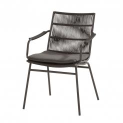Обеденный садовый стул Wave