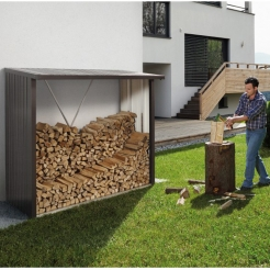 Дровница WoodStock® 229х199х102, Biohort